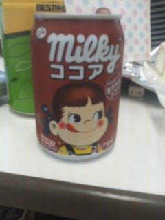 ミルキー(^_^)